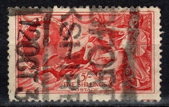 Great Britain #223  F-VF  Used CV $60.00  (X216)