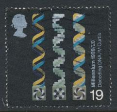 Great Britain SG 2102  Used    - Scientists Tale