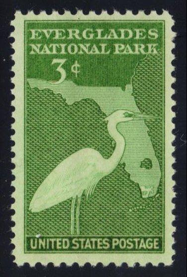 US #952 Everglades National Park, MNH (0.25)