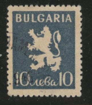 Bulgaria Scott 477 Used
