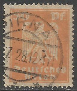 GERMANY 336 VFU Z2742-3