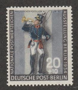 GERMANY #9NB12 MINT NEVVER HINGED COMPLETE