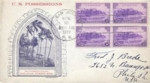 801 3c PUERTO RICO - Grandy 6b