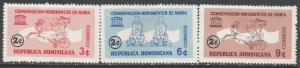 DOMINICAN REPUBLIC B44-46 MOG V702