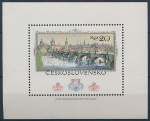 Czechoslovakia stamp RAGA International stamp exhibition block 1978 WS178445