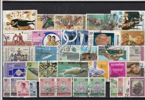 Thailand Stamps Ref 15161