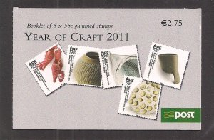 IRELAND SC#  1922b   FVF/MNH  2011