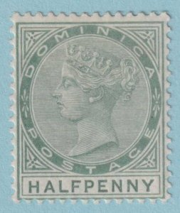 DOMINICA 17 MINT HINGED OG * NO FAULTS EXTRA FINE