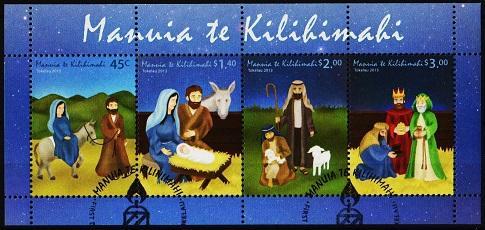 Tokelau. 2013 Miniature Sheet.  Fine Used