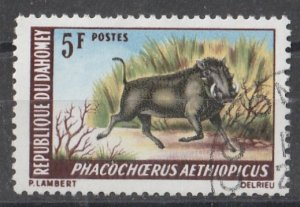 Dahomey 1969 Animals 5F (1/5) UNUSED