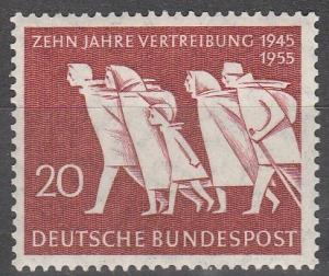 Germany #733 F-VF Unused CV $3.75 (C4492)