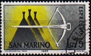 San Marino.1966 75L S.G.E800 Fine Used