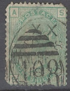 COLLECTION LOT # 2225 GREAT BRITAIN #64p13 (MINOR FAULT) 1873 CV=$120