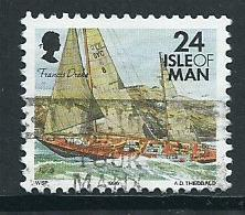 Isle of Man  FU SG 547 imprint 1996