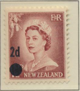 New Zealand Stamp Scott #319, 354, 367, Mint Hinged - Free U.S. Shipping, Fre...