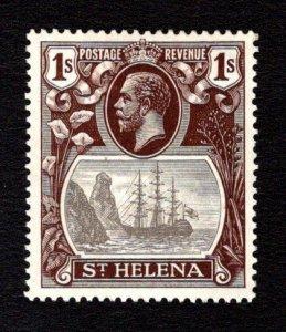 ST. HELENA  SC# 87  VF/MOG