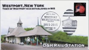 2015,Westport NY, Bicentennial, Adirondacks, Rail Station, 15-301