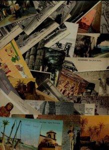 Egypt 100 viewcards pre-1940
