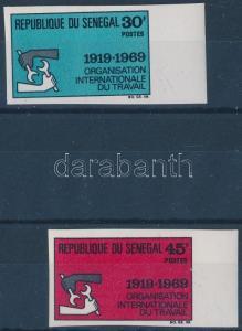 Senegal stamp 50th Anniversary of the International Labour Organization WS118182
