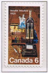 Canada Mint VF-NH #533 Discovery of Insulin