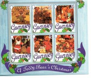 Guernsey 614a MNH ..