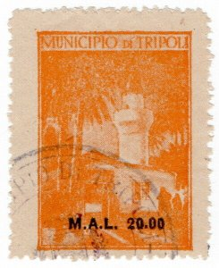 (I.B) BOIC (Tripoli Municipal) Revenue : Duty 20m (unlisted)