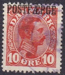 Denmark #Q3 F-VF Used CV $90.00