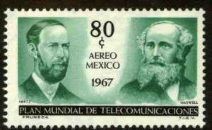 MEXICO C332 Intl. Conference of Telecommunications MINT, NH. VF.