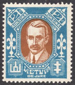 LITHUANIA SCOTT 117B