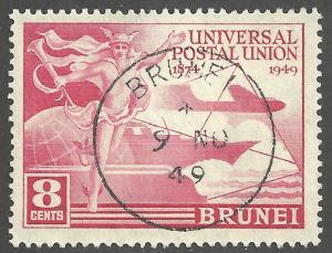 BRUNEI SCOTT 79