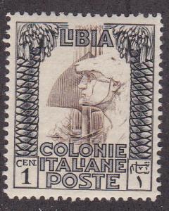 Libya # 47, Roman Legionary, Mint NH