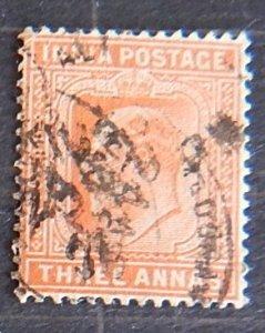 India, 1902-1903, King Edward VII, 1841-1910, MC #60