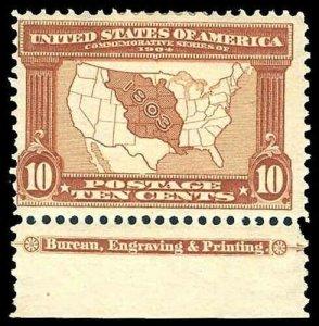 U.S. 1904-13 COMM. 327  Mint (ID # 84280)