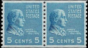 845 Mint,OG,NH Pair.. PSE Graded Supbeb 98.. SMQ $260.00.. Only 5 Graded Higher