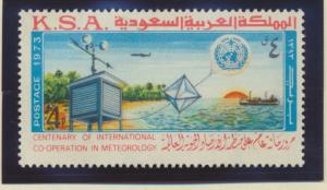 Saudi Arabia Stamp Scott #670, Mint Never Hinged - Free U.S. Shipping, Free W...