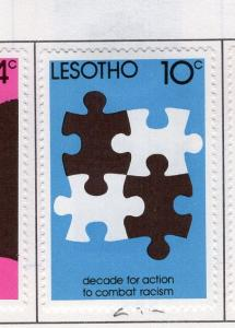 Lesotho MH Scott Cat. # 242