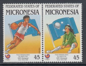 Micronesia 66a MNH VF