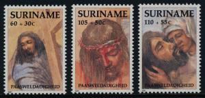 Surinam B383-5a MNH Easter