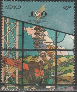 MEXICO 2339, CENTRAL POWER & LIGHT Co. CENTENNIAL. USED. VF. (717)
