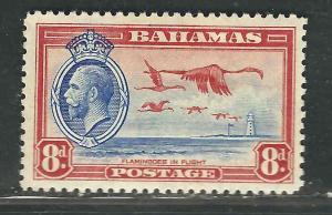 Bahamas 96 SG 145 MH F/VF 1935 SCV $7.25
