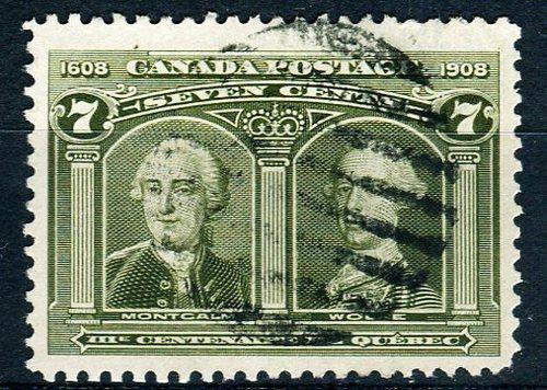 Canada #100  Used VF  -    Lakeshore Philatelics  LSP100g