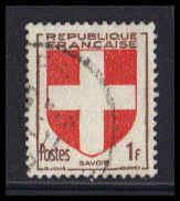 France Used Fine ZA5109