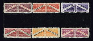 SAN MARINO STAMP MH PARCEL POST STAMPS COLLECTION LOT