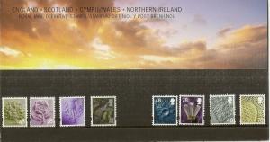 GB 2007 Regional Definitive Pack No. 76
