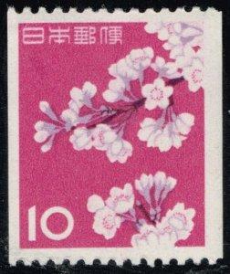 Japan #726 Cherry Blossoms; MNH (3Stars)