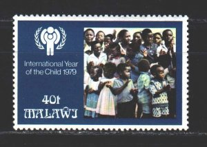 Malawi. 1979. 331 of the series. UNICEF children. MNH.