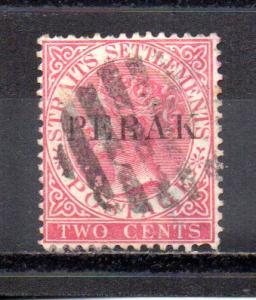 Malaya - Perak 6 used