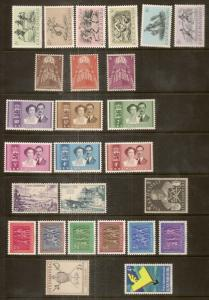 Luxembourg 1920's-50's MNH Collection - bargain giveaway