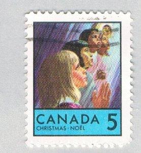 Canada Christmas Child praying 5 (AP127909)