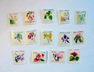 Brazil - 2259-73 MNH. Flora. SCV - $8.30